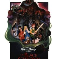 Epic Disney Watchfest 1: The Black Cauldron: A Hearty Review of the Black Sheep of the Disney Animated-Film Stable