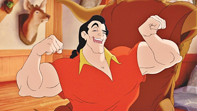Gaston has never read a newspaper.