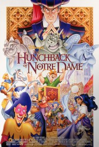 The Hunchback of Notre Dame is a good movie.