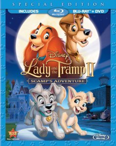 It's Lady and the Tramp II bad this sequel exists.