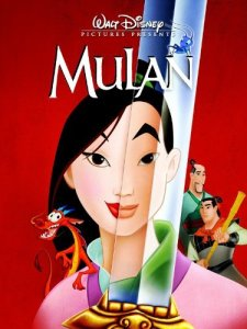 Mulan is based on a Chinese folk story.