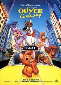Oliver & Company paved the way for Disney's next wave of awesomeness.