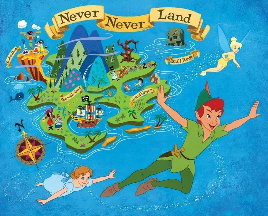 peterpan-neverlandmap ...