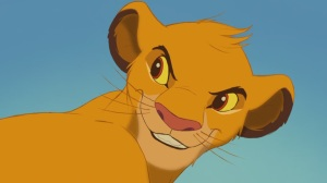 Simba is analogous to Joseph, Moses and Hamlet.
