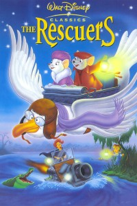 The Rescuers was the last major animated hit for twelve years.