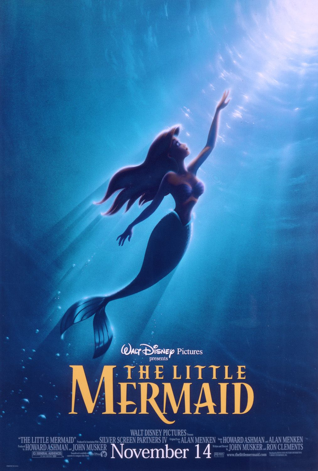 Epic Disney Watchfest 4: The Little Mermaid: A Review Dripping With
