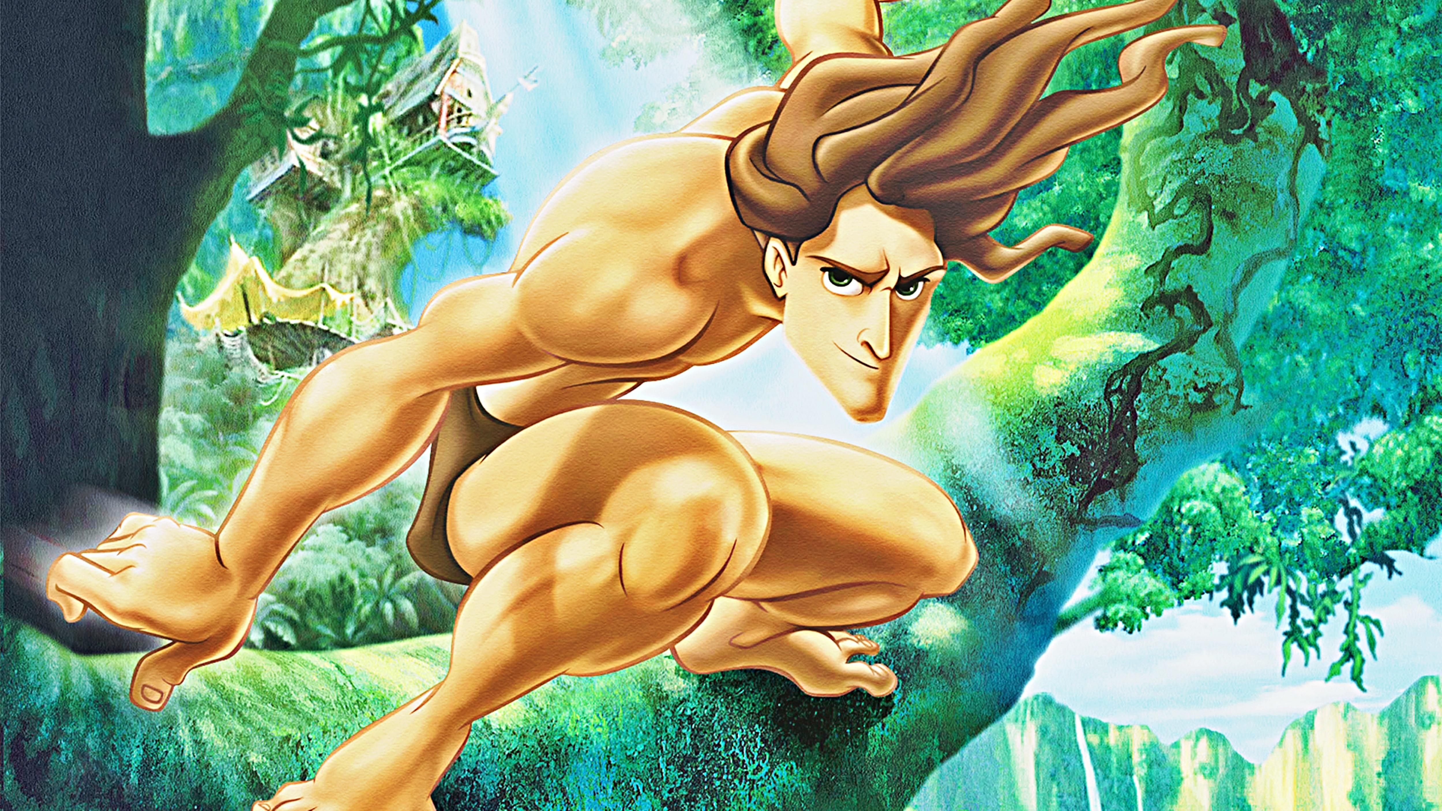 Tarzan characters walt disney wallpapers tarzan characters 32101716