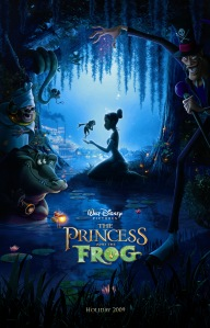 The Princess and the Frog is pure magic.
