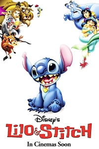 Stitch belongs with the classics.