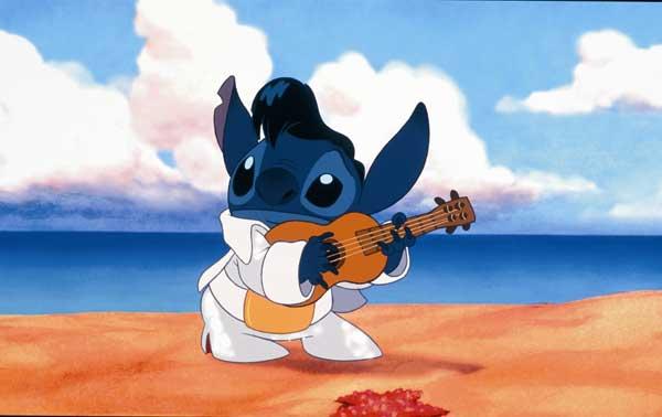 Stitch is a rockstar.