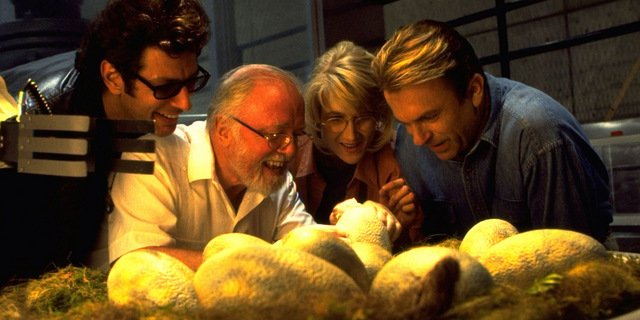 These guys are the real stars of Jurassic Park.