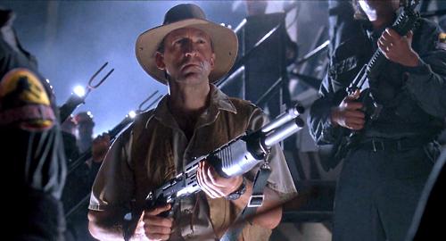 Shoot her!! Shoooooot herrrrrrrrr!!!!!!!