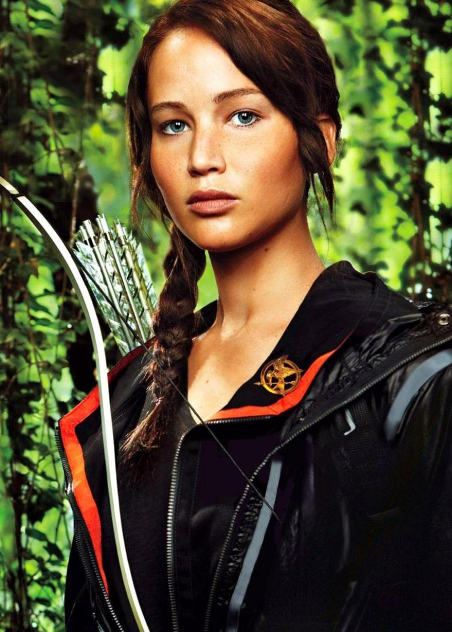 Jennifer Lawrence Is Singing In The Hunger Games! - Perez ...