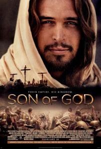 "I was there to review ""Son of God"""