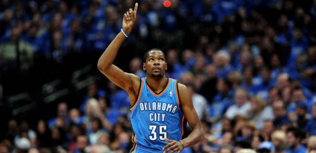 "Kevin ""The Servant"" Durant"