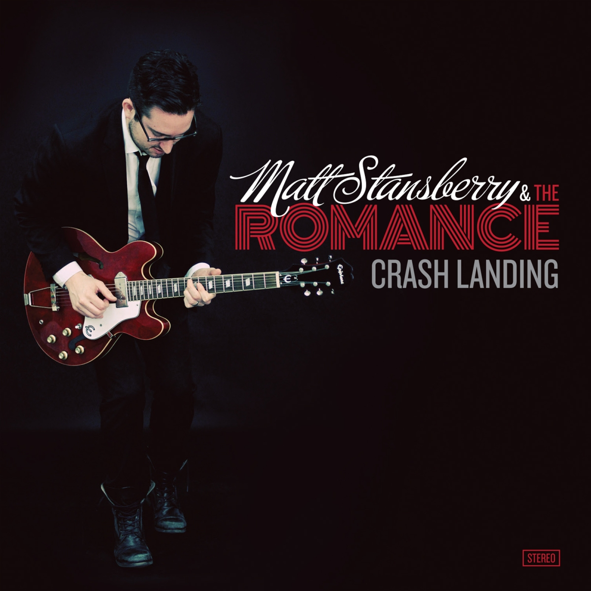 "Matt Stansberry and the Romance: Taking Off With ""Crash Landing"""