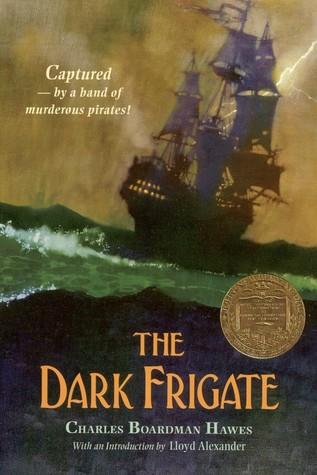 The Dark Frigate cover