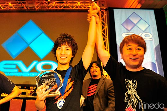 Will Daigo regain the crown? I sure hope so.