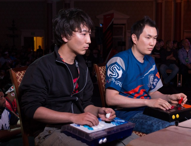 Daigo still getting it done after all these years.