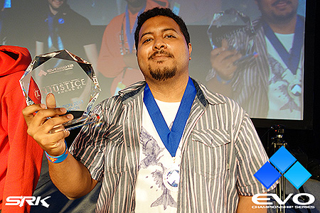 Will KDZ repeat as Injustice champ?