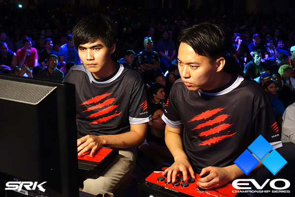 Xian vs Tokido. Will they repeat as first and second place finishers?