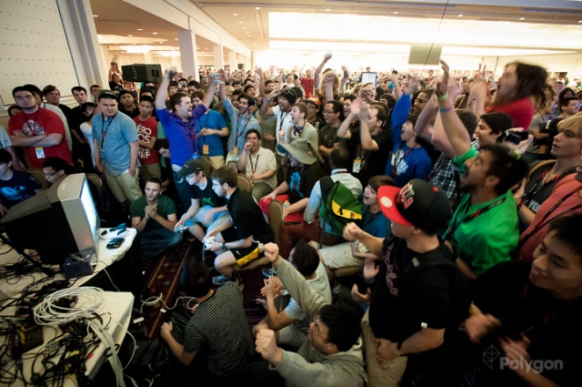 Evo is so hype. ;)