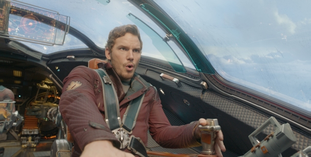 Chris Pratt is really good at acting.