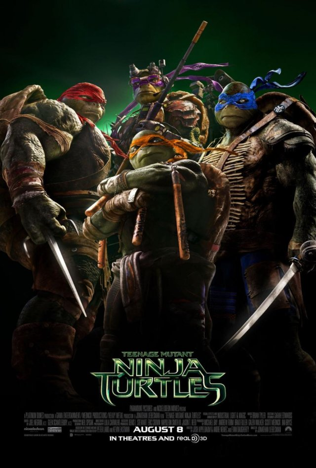 "For this movie, TMNT stands for ""BOX OFFICE POISON"""