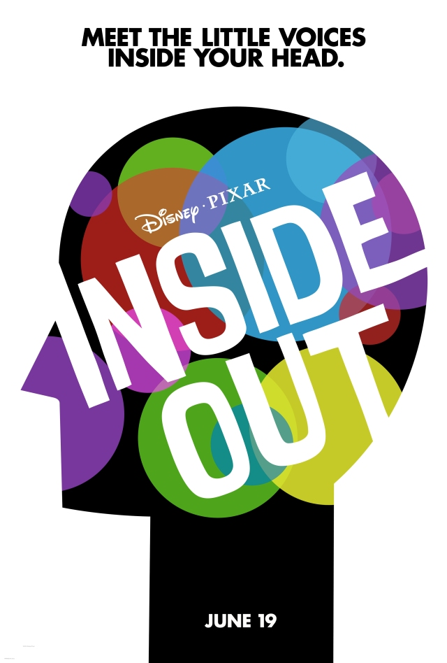 Inside Out – US Teaser Poster