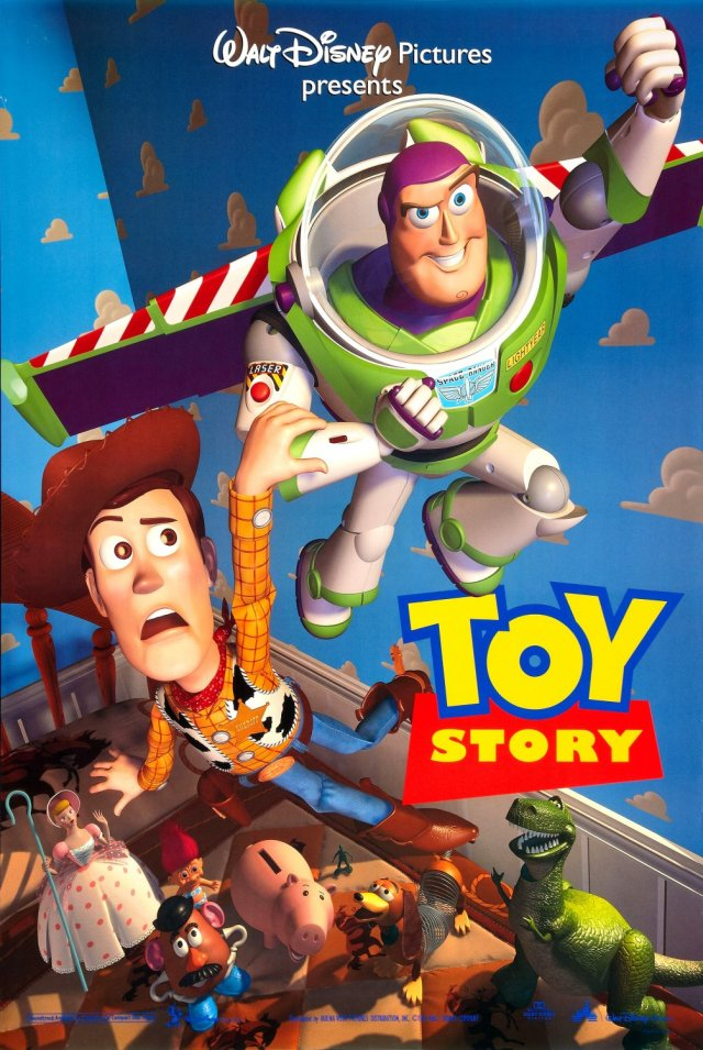 Toy Story is a movie series produced by Pixar Animation studios.